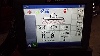 Electronique, HC 8600 et 9600 (voir aussi sous AG Leader)